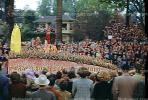 The Hazel Hurst School for the Blind, Rose Parade, 1950, 1950's