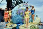 World Globe, Miss Universe Parade, 1955, 1950's