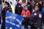 Officers for Justice Banner, Policewoman, PFPV04P11_13