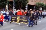 Junior ROTC banner, Martin Luther King Parade, Third Street, MLK, PFPV04P11_17