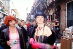 Mardi Gras, Carnival, French Quarter