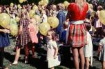 Yellow Smiling Balloons, 1960s, PFPV06P01_11