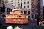 Happy Birthday Cake, Pageant of Roses, Portland, Oregon, 1959, 1950s, PFPV06P04_15