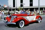 Duesenberg, Supercharged, automobile, Whitewall Tires, Cabriolet, Convertible Car, 1982, 1980s, PFPV06P05_13