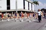 Little Majorettes, Marching, Baton Twirling, Parade, 1982, 1980s, PFPV06P05_14
