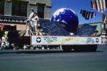 Earth, Globe, Decade of Security, Cheyenne, Wyoming, 1950s