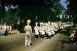 Drum Corps, Marching Band, 1950s, Erie County