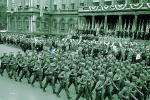 Soldiers Marching, General Douglas A MacArthur, Parade, New York City, April 20, 1951, 1950s, PFPV07P14_16