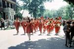 Marching Band, Baton Twirler, Majorette, June 1966, 1960s