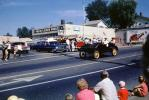 Polar Locker Market, Jalopy, Car, Parade, Oroville California, 3 June 1967, 1960s