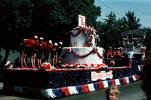 Riverdale Bank Float, cake