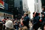People, Crowds, Macy's Thanksgiving Day Parade