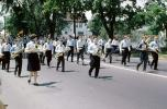 Marching Band, Trombone, June 1965, 1960's