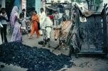 Coal Delivery, Women, Saree, Mumbai, PFSV01P12_03
