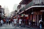 French Quarter, Bourbon Street