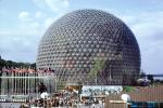 United States Pavilion, USA, Geodesic Dome, Expo-67, American, Montreal Biosphere, Buckminster Fuller