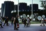 New York State Pavilion, Montreal Worlds Fair, Expo-67, 1967, 1960's, PFWV02P08_18