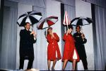 Umbrellas, fashion, New York Worlds Fair, 1964, 1960's