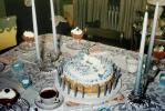 Cake, Candles, Coffee Cup, Lace, Desert, PHBV03P11_11
