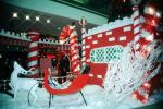 candy cane, sled, presents, reindeer, shopping mall, PHCV01P04_06