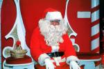 Santa Claus, candy cane, shopping mall, PHCV01P04_09