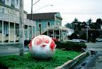 Santa Claus, town of Tomales, Marin County