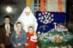 Tree, Presents, Gifts, Nun, Boys, Girls, 1950s