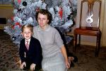 Mother and Son, Tree, Chair, 1950s