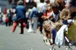 July 4th parade, Point Reyes Station, Marin County, California, June 17 1979, 1970s