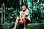 Smiling, Happy, Boy, Ubud, Bali