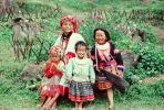 Thailand, Hill People