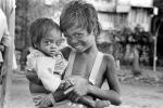 boys, brothers, smiles, slum, Mumbai, India