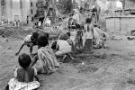 tug-of-warl, slums, shacks, shanty town, Mumbai, India, POVPCD3306_107