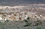 Refugee Camp, near the Ethiopia Somalia border, African Diaspora, Desertification, Somalia, Sod, POVV01P01_05
