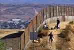 Illegal immigrant, border patrol, Wall