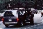 K-9, squad car, U.S. Secret Service, Uniformed Division, Plymouth Voyager Van, PRLV01P04_05