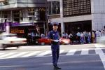 Traffic Control Cop, Ginza District, Tokyo, Uniform, PRLV01P14_14