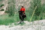 Dawson City, Royal Canadian Mounted Police, Mounties, RCMP, PRLV02P11_10