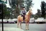 Mounted Police, cars, 1964, 1960's, PRLV04P04_05