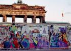 Brandenburg Gate, Berlin, Berlin Wall, Iron Curtain, PRSV03P04_07B