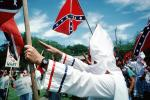 Klu Klux Klan, horriffic, confederate, rebel, kkk, white racist, supremacist, terrorist, PRSV03P09_07