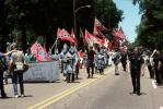 Dunce Caps, Klu Klux Klan, horriffic, confederate, rebel, kkk, white racist, supremacist, terrorist, PRSV03P09_11