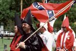Klu Klux Klan, horriffic, confederate, rebel, kkk, white racist, supremacist, terrorist, Dunce Caps, PRSV03P09_12