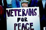 Veterans for Peace, Anti-war protest, First Iraq War, January 15 1991, PRSV03P10_08