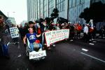 Veterans for Peace, wheelchairs, Anti-war protest, First Iraq War, January 15 1991, PRSV03P10_13