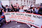 Anti-war protest, First Iraq War, January 15 1991, PRSV03P10_16