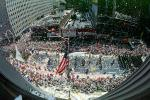 ticker tape parade, victory over Kuwait and Iraq, New York City, summer, PRSV04P10_10