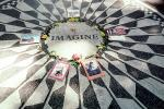in Memorium of the great John Lennon, New York City