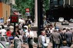 lunchtime, downtown, suits, walking, crowded, people, madmen, PWWV02P14_14
