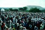 Friday Prayers at Sheikh Hussein, near Gobe, Ethiopia